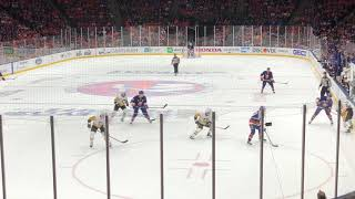 Josh Bailey Goal Game 2 2019 Stanley Cup Playoffs Penguins at Islanders