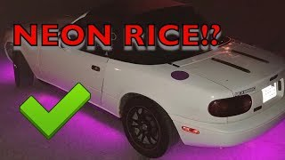 RICE or NICE Part 3 (subscriber cars)