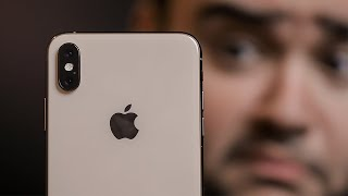 iPhone Xs Max Review   بعد نصف عام من الأستخدام !!