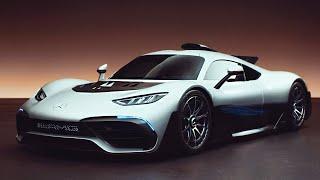 Mercedes-AMG One Hypercar | Top Gear