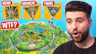 Everything Epic DIDN'T Tell You About The MASSIVE Update! - Fortnite Season 4 Iron Man Update