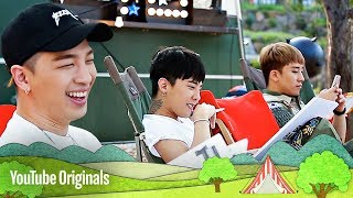 WHAT DO WE NEED TO SAY? - Run, BIGBANG Scout! (Ep 6)