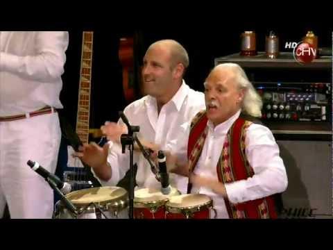10 - Todos Juntos  [Los Jaivas Viña 2011 HD]