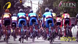 Vuelta al Valle 2015 - Largada 1er Etapa