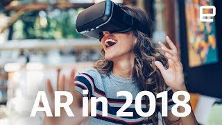 Augmented Reality in 2018 | 2017 Year in Review