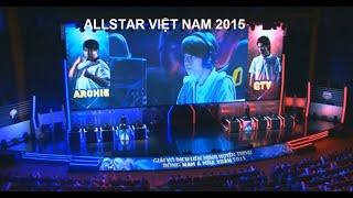 ALLStar Việt Nam 2015 QTV vs Archie Chung kết Solo Leesin