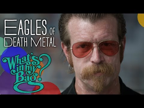 Eagles of Death Metal - What's in My Bag?