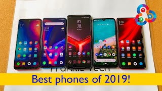 Best Phones (so far) of 2019!