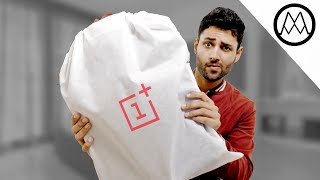 Mystery Unboxing from OnePlus.
