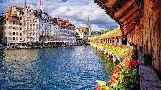 Du lịch Lucern – Thụy Sĩ (1/2)