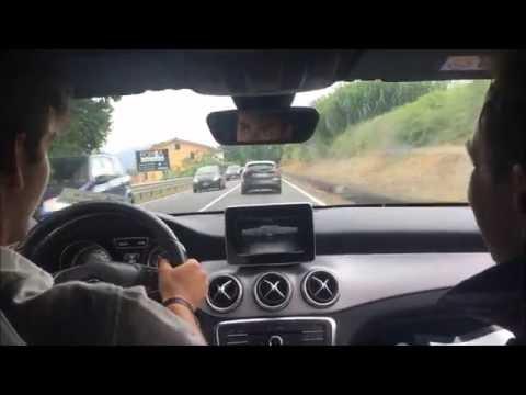 Marco Ladisa Pilota Guidicar su Mercedes CLA SB
