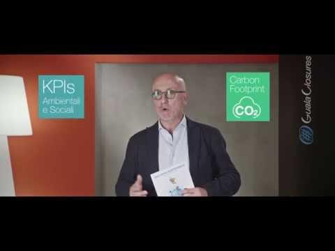 Franco Bove presenta la Relazione di Sostenibilità 2014