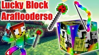 Noob Đập 101 Lucky Block Araflooderso** LuckyBlock Này Tên Khó Đọc Quá