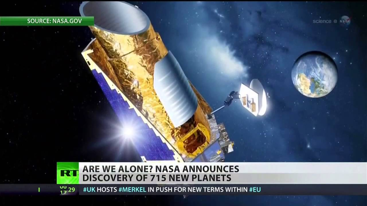 NASA discovers 715 new planets, some in habitable zone ...