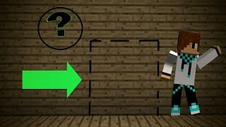 Cách làm cửa thoát hiểm bí mật đằng sau bức tranh [Minecraft PE]