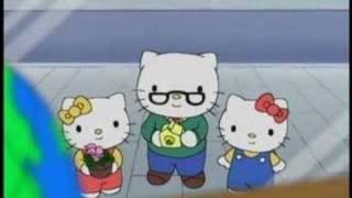 Hello Kitty - Un Día De Paseo Con Papá