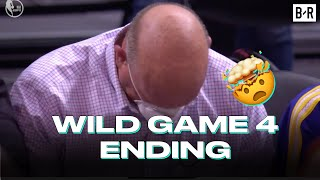 Steve Ballmer Couldn't Believe Paul George Missed A Clutch Free Throw