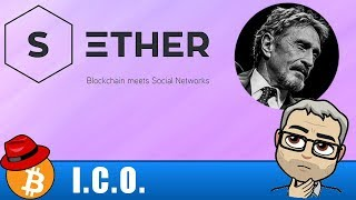 PRE-ICO SETHER - I Social Network vanno in Blockchain ma il token ha un grosso problema...