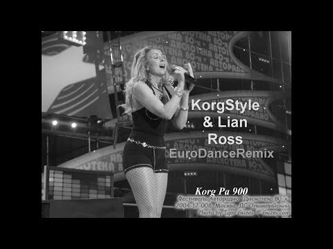 KorgStyle & MM & Lian Ross-EuroDanceRemix (Korg Pa 900) DemoVersion