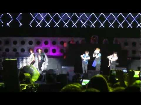 120626 EXPO Pop Stage  SHINee  RingDingDong