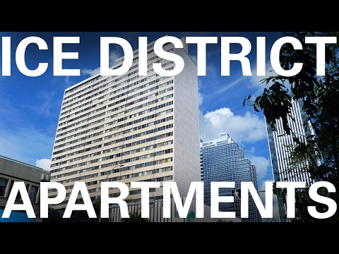 ICE DISTRICT - Mainstreet Tower Tour