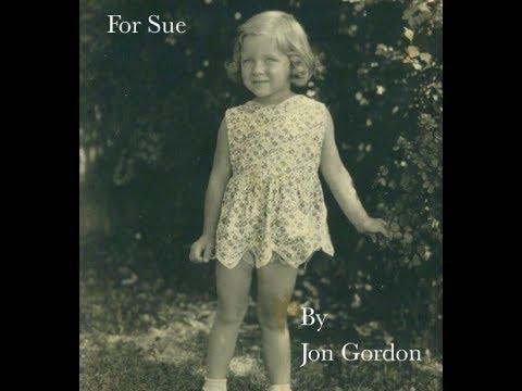 "Jon Gordon: My First Book - ""For Sue"""