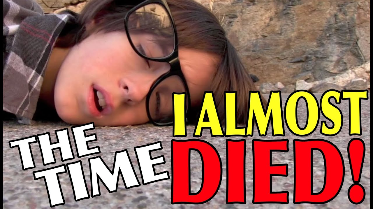 THE TIME I ALMOST DIED! - YouTube