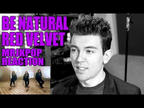 Red Velvet Be Natural Reaction / Review - MRJKPOP ( 레드벨벳 feat. Taeyong )