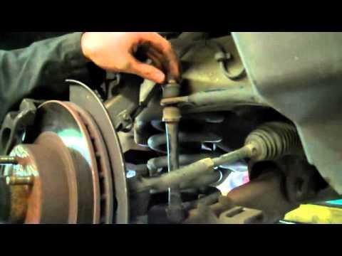Ford Ranger stabilizer anchor bar pins. By:Kris & Ethan ...