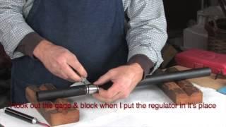 Benjamin Marauder - Port, Gauge Assembly Leak Repair - FangarJim