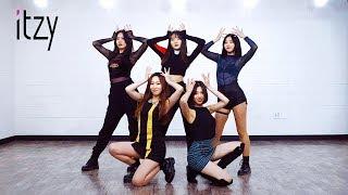 ITZY 있지 '달라달라 (DALLA DALLA)' | 커버댄스 DANCE COVER | 안무 거울모드 MIRRORED (3:22~)