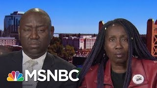 Grandmother: Stephon Clark 'Didn't Deserve To Die' In Our Backyard   MSNBC