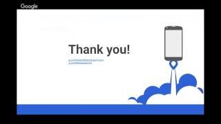 Toạ Đàm AdWords | Nâng Cao Trải Nghiệm Trang Web Trên Di Động Của Người Dùng