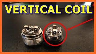 Cara Membuat Dual Vertical Coil RDA