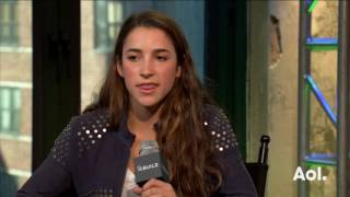 Aly Raisman Discusses The Olympics And What Her Life Looks Like Now | BUILD Series