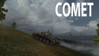 Comet - танк для ближнего боя