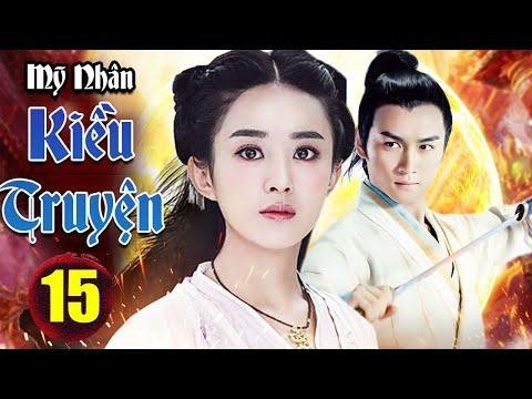 Phim Hay 2021 | MỸ NHÂN KIỀU TRUYỆN TẬP 15 | Phim Bộ Cổ Trang Trung Quốc Mới Hay Nhất