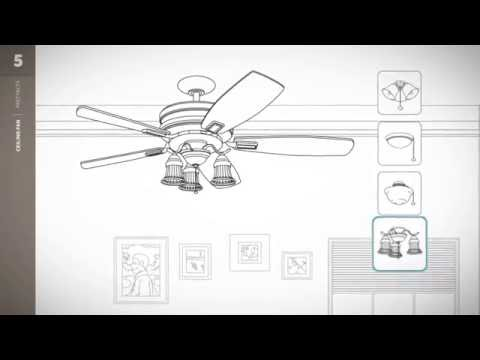 Kichler Fast Fan Facts - Fans With Lighting