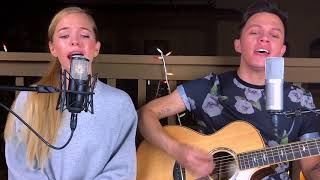 """Breathin"" Ariana Grande cover by Honey and Jude"