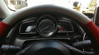 Hệ thống chống trộm trên xe Mazda hoạt động như thế nào?