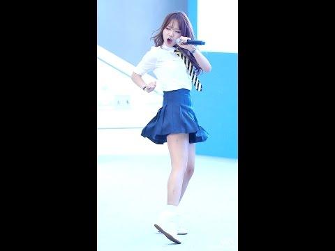 160714 아이오아이(I.O.I) 최유정 - 엉덩이 @에스플렉스센터 개관식 직캠/Fancam by -wA-