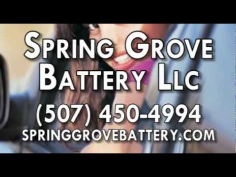 Car Battery Store, Battery Repair in Spring Grove MN 55974