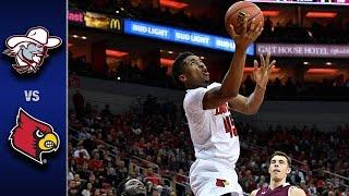 Louisville vs. Eastern Kentucky Men's Basketball Highlights (2016-17)