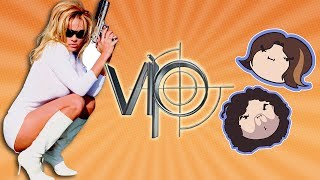 V.I.P. – Game Grumps – Pamela Anderson as Vallery Irons