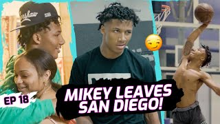 """""""We Only Had 1 Choice!"""" Mikey Williams Makes HUGE DECISION For His Future! Forms A SUPERTEAM!?"""