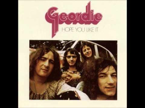 Geordie  - Keep On Rockin'