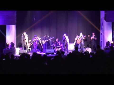 CHILA JATUN - Yana Ñawi (VIVO HD)