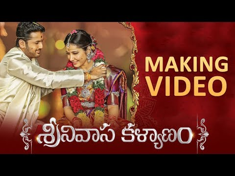 Srinivasa-Kalyanam-Movie-Making
