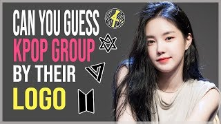 GUESS THE KPOP GROUP BY THEIR LOGO || KPOP GAME
