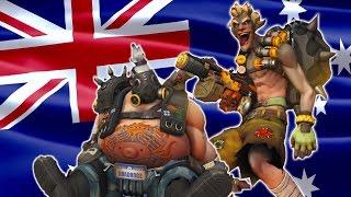 [Overwatch] The Australian Experience